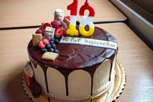 Tort urodzinowy Wojtka